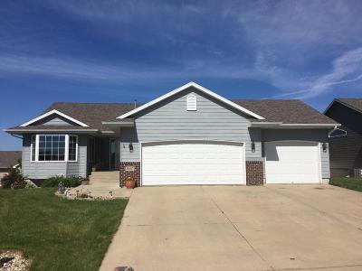 Spirit Lake Single Family Home Active Contingent: 3630 Jackson Avenue