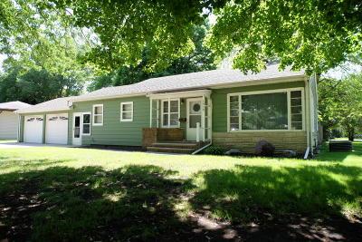 Spencer Single Family Home Active Contingent: 1515 3rd Avenue E