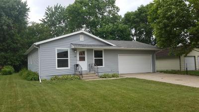 Spencer Single Family Home For Sale: 1809 5th Avenue E