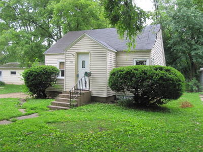 Spencer Single Family Home For Sale: 716 E 8th Street