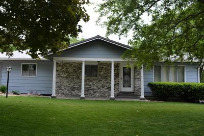 Emmetsburg Single Family Home Active Contingent: 3108 6th Street
