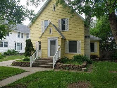 Spencer Single Family Home For Sale: 213 E 5th Street