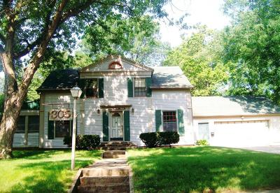 Emmetsburg Single Family Home Active Contingent: 305 Lawler Street