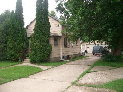 Emmetsburg Single Family Home For Sale: 1202 Lawler Street