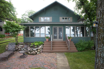 Okoboji Single Family Home Active Contingent: 2907 Lakeshore Drive