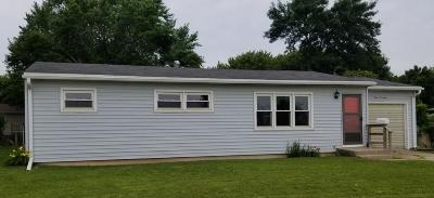 Spencer IA Single Family Home For Sale: $89,000
