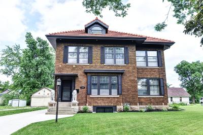 Estherville Single Family Home Active Contingent: 314 S 8th Street