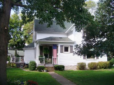 Emmetsburg Single Family Home For Sale: 601 Superior Street
