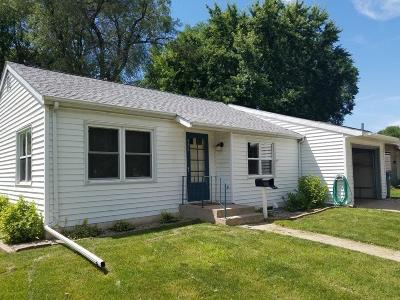 Spencer IA Single Family Home Active Contingent: $89,500