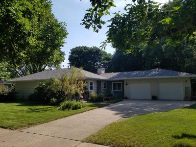 Spencer IA Single Family Home Active Contingent: $168,500
