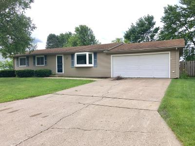 Spencer IA Single Family Home For Sale: $115,000