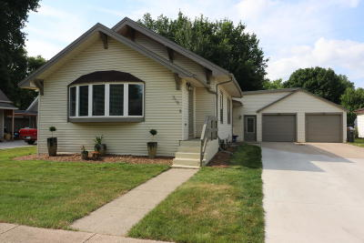 Spencer IA Single Family Home Active Contingent: $137,500