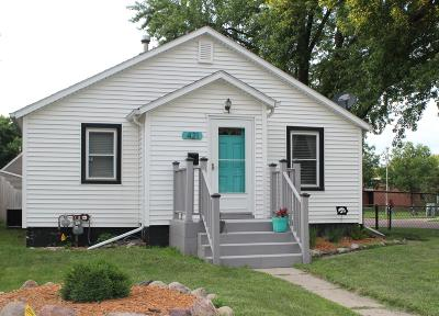 Spencer IA Single Family Home Active Contingent: $71,700