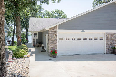 Spirit Lake Single Family Home Active Contingent: 2601 Francis Sites Drive