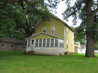 Single Family Home For Sale: 315 Lake Street