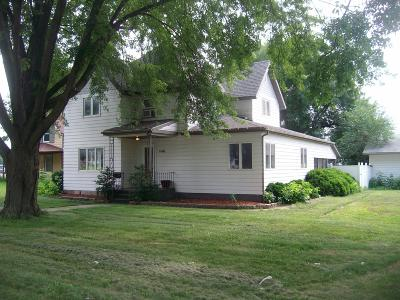 Emmetsburg Single Family Home For Sale: 1106 Grand Avenue