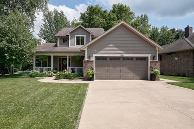 Arnolds Park Single Family Home For Sale: 208 Emerald Meadows Drive
