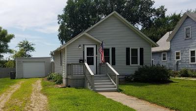 Spencer IA Single Family Home For Sale: $69,900