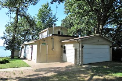 Spirit Lake Single Family Home For Sale: 24671 McClelland Lane