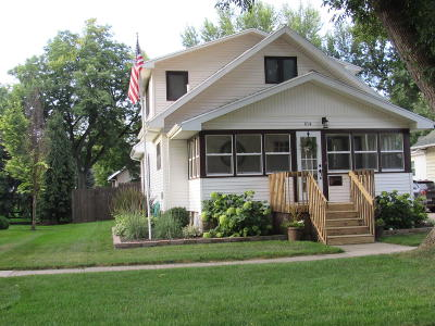 Spencer Single Family Home For Sale: 614 E 5th Street