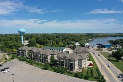 Arnolds Park Condo/Townhouse For Sale: 213 S Highway 71 #D301