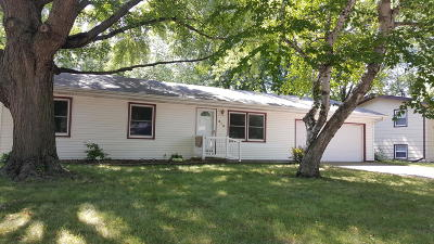 Spencer Single Family Home For Sale: 316 9th Street SW