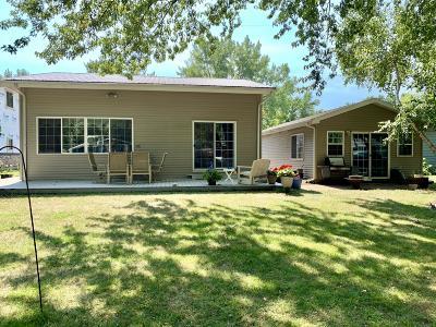 Wahpeton Single Family Home For Sale: 1304 Jerdee Lane