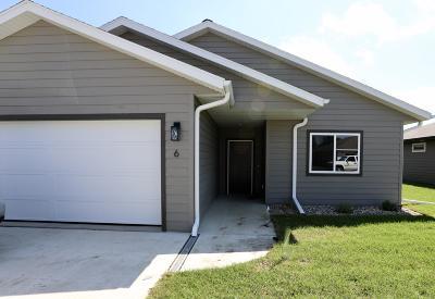 Spirit Lake Single Family Home For Sale: 1850 23rd Street #6