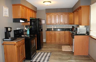 Spencer IA Single Family Home For Sale: $115,950