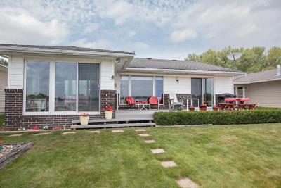 Wahpeton Single Family Home Active Contingent: 2710 Breezy Heights Drive