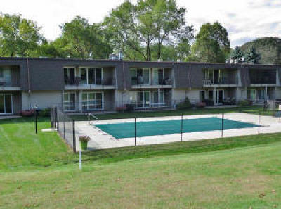 Okoboji Condo/Townhouse Active Contingent: 1800 Country Club Drive #217