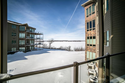 Arnolds Park Condo/Townhouse Active Contingent: 455 240th Avenue #205