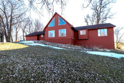 Lake Park Single Family Home Active Contingent: 1149 130th Street