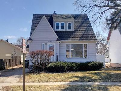 Spencer Single Family Home For Sale: 34 W 1st Street