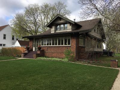 Spencer Single Family Home For Sale: 1521 N Grand Avenue