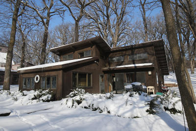 Single Family Home Active Contingent: 2304 Tarzan Street