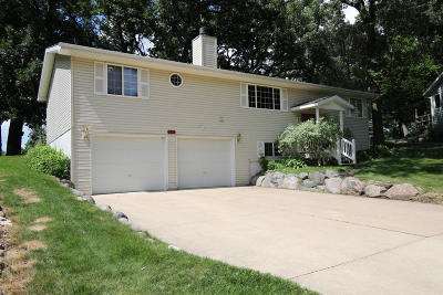 Okoboji Single Family Home Active Contingent: 1331 Summer Cir Drive