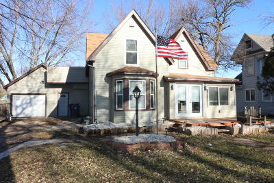 Spencer Single Family Home For Sale: 917 W 4th Street