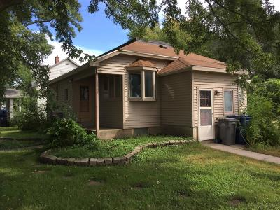 Spencer IA Single Family Home For Sale: $53,000