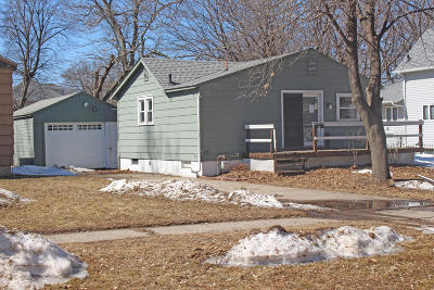 Single Family Home Sold: 1419 1st Avenue W