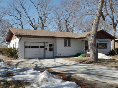 Milford Single Family Home For Sale: 703 J Avenue