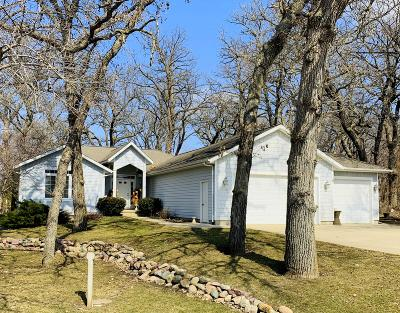 Spirit Lake Single Family Home For Sale: 25778 Oak Lane