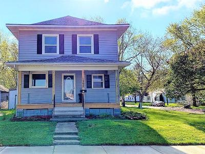 Spencer IA Single Family Home For Sale: $105,000