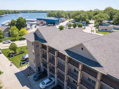 Arnolds Park Condo/Townhouse For Sale: 213 Hwy 71 S #A204