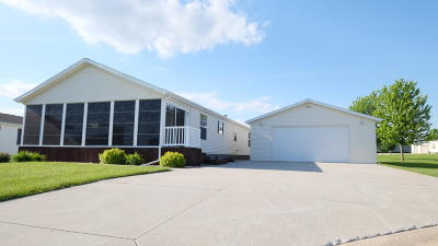 Arnolds Park Single Family Home For Sale: 614 Canvasback Court