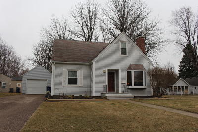 Spencer IA Single Family Home Active Contingent: $128,500