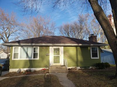 Spencer IA Single Family Home For Sale: $77,000