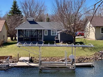 Wahpeton Single Family Home Active Contingent: 1112 Jerdee Lane