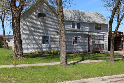 Spencer IA Multi Family Home For Sale: $83,500