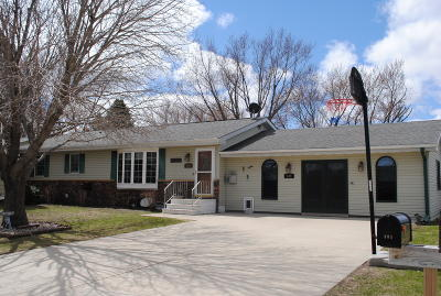 Graettinger Single Family Home For Sale: 503 N Elder Avenue